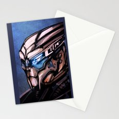 Garrus Stationery Cards