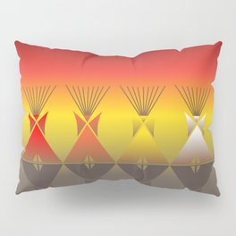 Night Tipi Pillow Sham