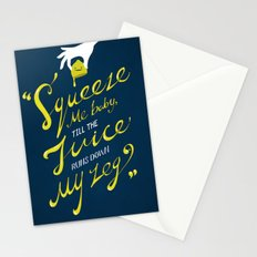 The Lemon Song Stationery Cards