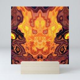 Phoenix Risen Mini Art Print