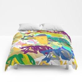 RAIN OF FINAL JUICE Comforters