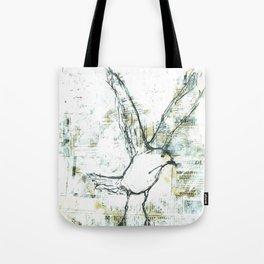 Jonathon seagull Tote Bag