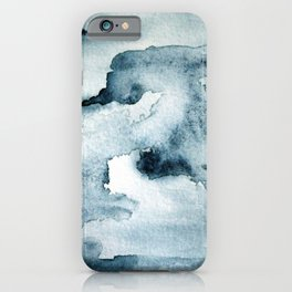 Indigo iPhone Case