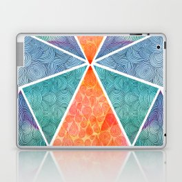 Pyramids of Giza Laptop & iPad Skin