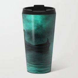 Solar Swan Travel Mug