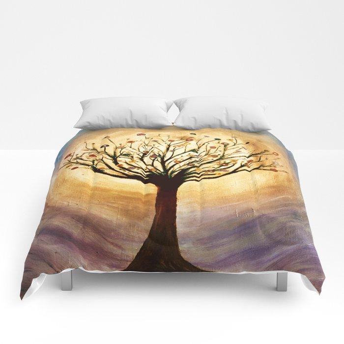Tunel de luz Comforters