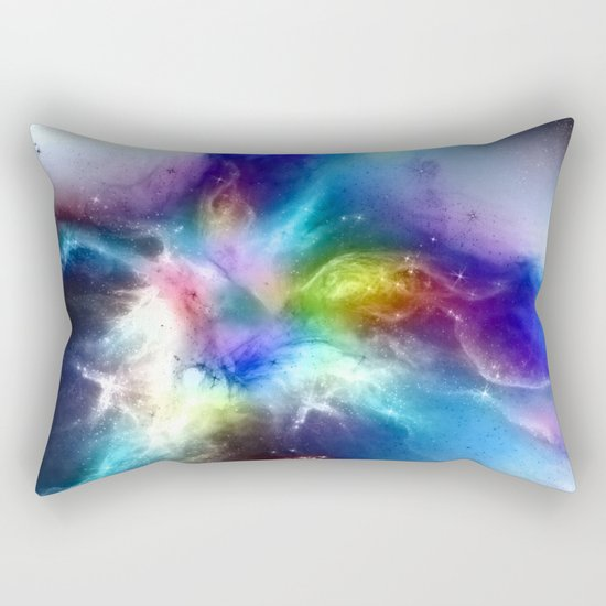 θ Atlas Rectangular Pillow