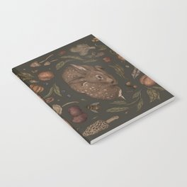 Foraging Fawn Notebook
