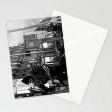 Waiting.. [Black & White] Stationery Cards
