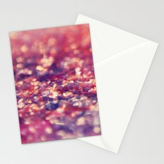 Sparkle On Stationery Cards