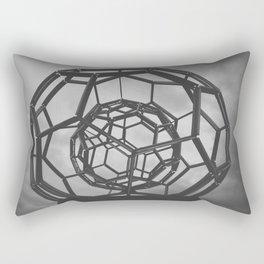 Hexasphere Rectangular Pillow