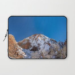 Zion Winter - 4536 Big_Bend_Viewpoint Laptop Sleeve