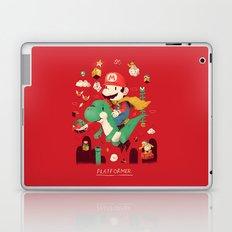 platformer Laptop & iPad Skin