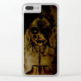 Veiled Clear iPhone Case
