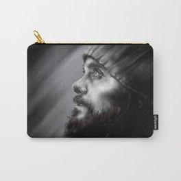 Jared Leto | Monolith Tour Digital Portrait Carry-All Pouch