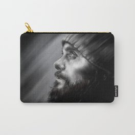 Jared Leto | Monolith Tour Digital Portrait Carry-All Pouch