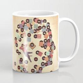 Back to Vinyl Coffee Mug
