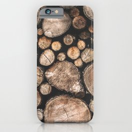 The Spirit of the Trees iPhone Case
