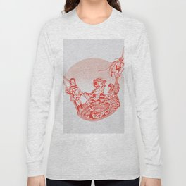 La meduse Long Sleeve T-shirt