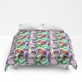 Russian Dolls Pattern Comforters