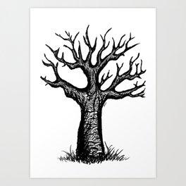 treeyes Art Print
