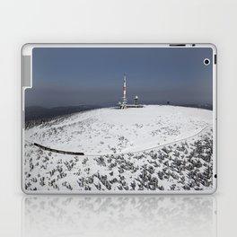 The Brockenbahn on the Brocken Laptop & iPad Skin