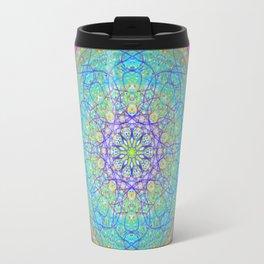 Doodle Mandala 0119 Travel Mug