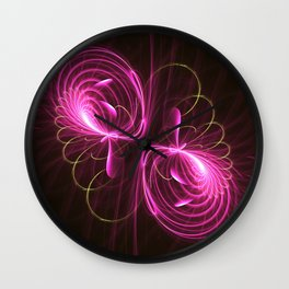 Essence of a Rose Wall Clock