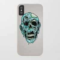 kieren walker iPhone & iPod Cases featuring WALKER by Scholar Jack