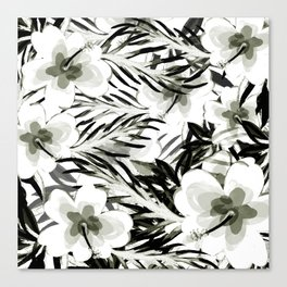 Flowers #01 Canvas Print