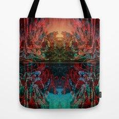 The Lake of Pure Mind Tote Bag