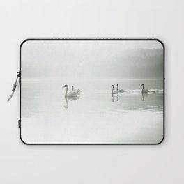 Swans Laptop Sleeve