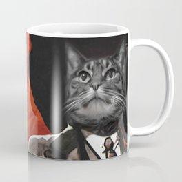 Soviet Cat Coffee Mug