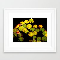 pacman Framed Art Prints featuring Pacman by Chris' Landscape Images & Designs