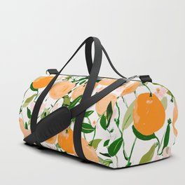 Spring Clementines Duffle Bag