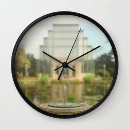 Linneman House Wall Clock