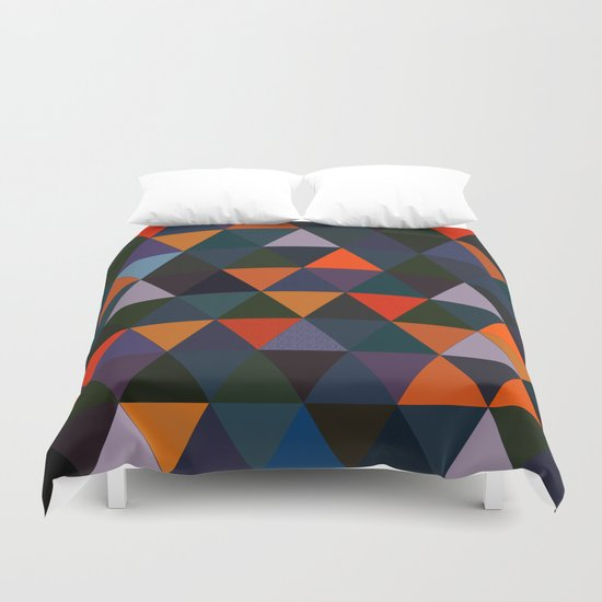 Abstract #273 Duvet Cover