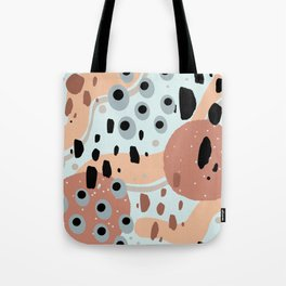 Sea Flow Tote Bag