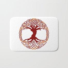 Yggdrasil Tree Of Life Bath Mat