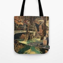 Cave Tote Bag