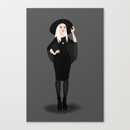 Pearlwitch Canvas Print