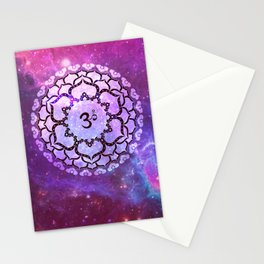 KEEP CALM AND OM MANI PADME HUM Stationery Cards