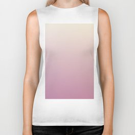 Color gradient 8. Pink. abstraction,abstract,minimalism,plain,ombré Biker Tank