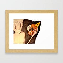 To Maffunz or not to Maffunz Framed Art Print