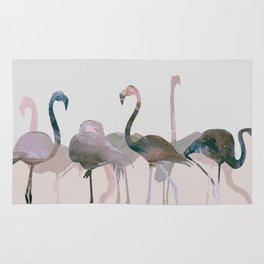New Flamingos Rug