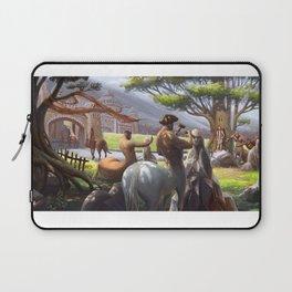 Centaur's Art school Laptop Sleeve