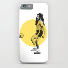 Marley playing soccer iPhone 6s Slim Case