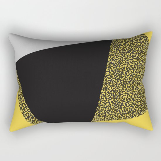 Minimal Complexity v.3 Rectangular Pillow