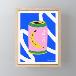 Magic can Framed Mini Art Print