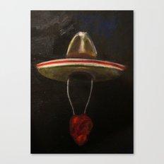 Te Amo, Mexico Canvas Print